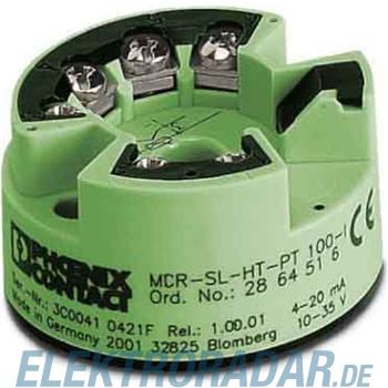Phoenix Contact Kopfmessumformer MCR-SL-HT-PT 100-I