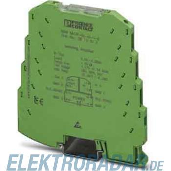 Phoenix Contact 3-Wege-Trennverstaerker SL MINI MCR-SL-U-I-4-SP