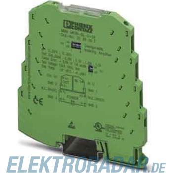 Phoenix Contact 3-Wege-Trennverstärker MINI MCR-SL-U-UI-NC