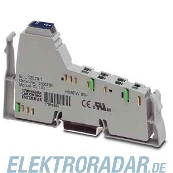 Phoenix Contact Dezentrales kompaktes digi IB IL 120 DI 1-PAC