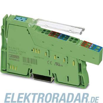 Phoenix Contact Inline-Digital-Eingabeklem IB IL 24 DI #2861483