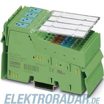 Phoenix Contact Dezentrales kompaktes digi IB IL 24 DI 8/T2-PAC