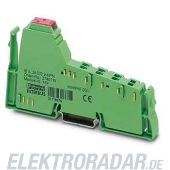 Phoenix Contact Dezentrales kompaktes digi IB IL 24 DO #2861496