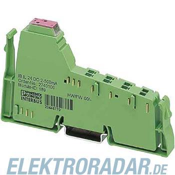 Phoenix Contact Dezentrales kompaktes digi IB IL 24 DO #2861687