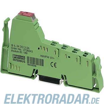 Phoenix Contact Dezentrales kompaktes digi IB IL 24 DO #2861700