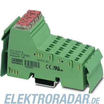 Phoenix Contact Ausgabeklemme IB IL 24 DO 8-PAC/SN