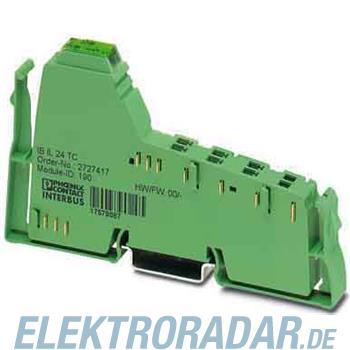 Phoenix Contact Dezentrales kompaktes anal IB IL 24 TC-PAC