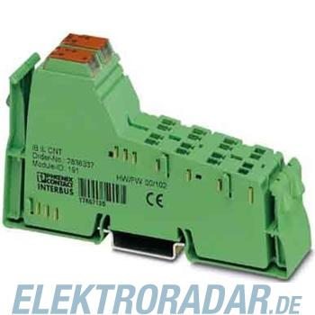Phoenix Contact Dezentrales kompaktes Zähl IB IL CNT-PAC