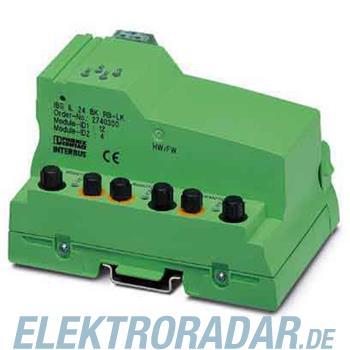 Phoenix Contact Dezentrales kompaktes Komm IBS IL 24 B #2861506