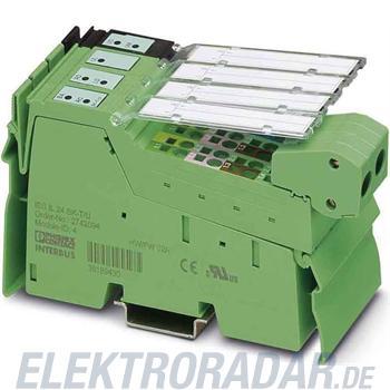 Phoenix Contact Dezentrales kompaktes Komm IBS IL 24 B #2862000