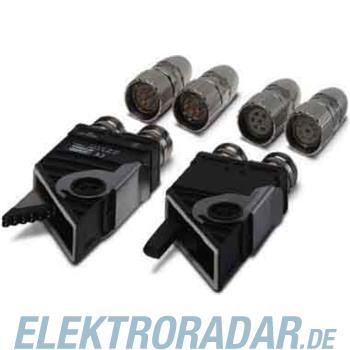 Phoenix Contact Kupfer-Busanschlussstecker IBSRL24ADAPM23T
