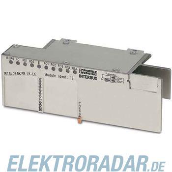 Phoenix Contact Dezentrales kompaktes Komm IBSRL24BKRBTT