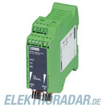 Phoenix Contact LWL-Umsetzer PSI-MOS-RS4 #2708397