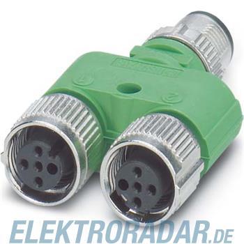 Phoenix Contact Y-Verteiler, 5-polig, gera SAC-5P-Y/2XFS VP SCO