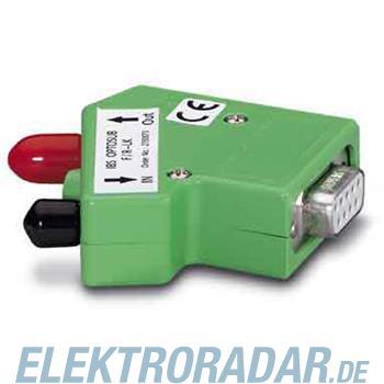 Phoenix Contact INTERBUS-LWL-Adapter zur d IBS OPTOSUB #2750125