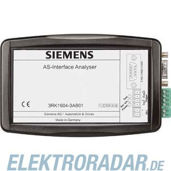 Siemens AS-I ANALYSER V2 Diagnoseg 3RK1904-3AB01