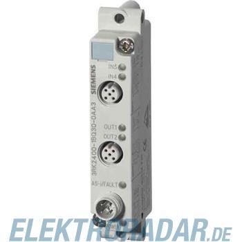 Siemens AS-I Kompaktmodul K20, IP6 3RK2200-0CQ30-0AA3