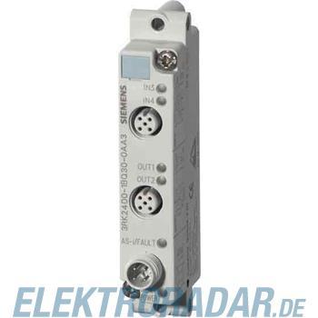 Siemens AS-I Kompaktmodul K20, IP6 3RK2400-1BQ30-0AA3