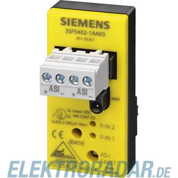 Siemens AS-I Slave SAW für Frontpl 3SF5402-1AA03