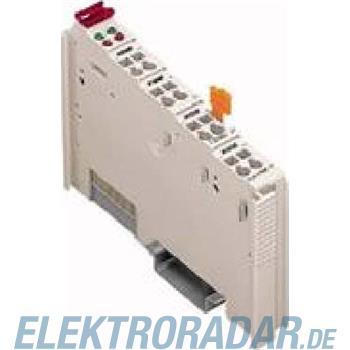 WAGO Kontakttechnik 4-Kanal Ausgangsklemme 750-531