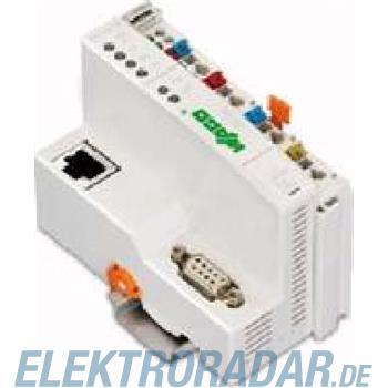 WAGO Kontakttechnik BACnet/IP Controller 750-830