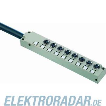 Weidmüller Sensor-Aktor-Verteiler SAI-4-F 3P M8 L 10M