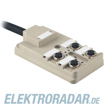 Weidmüller Sensor-Aktor-Verteiler SAI-4-F 4P PUR 3M