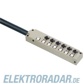 Weidmüller Sensor-Aktor-Verteiler SAI-6-F 3P M8 L 10M