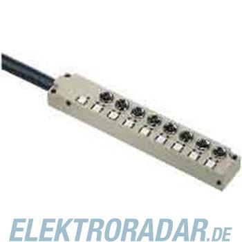 Weidmüller Sensor-Aktor-Verteiler SAI-6-F 4P M8 L 10M