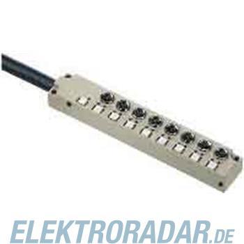 Weidmüller Sensor-Aktor-Verteiler SAI-6-F 4P M8 L 5M
