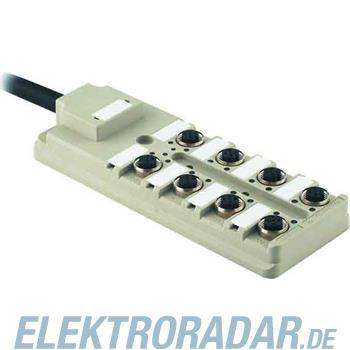 Weidmüller Sensor-Aktor-Verteiler SAI-8-F 4P PUR 20M