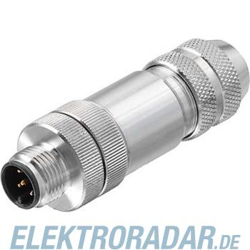 Weidmüller M12-Stecker SAIS-3/7