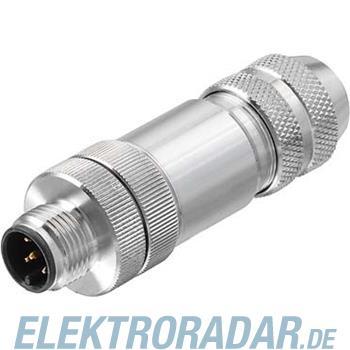 Weidmüller M12-Stecker SAIS-3/9