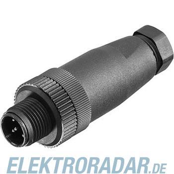 Weidmüller M12-Stecker SAIS-4/7-(KV)