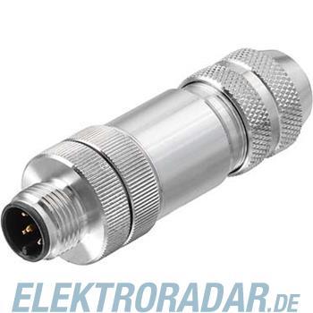 Weidmüller M12-Stecker SAISW-3/9