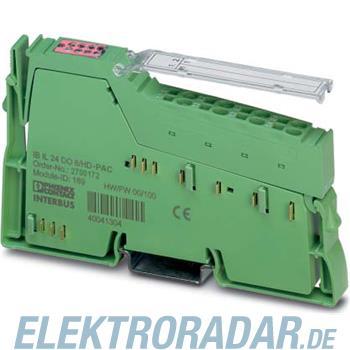 Phoenix Contact Inline-Ausgabeklemme IB IL 24 DO8/HD-PAC