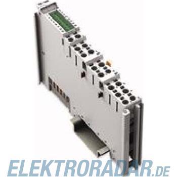 WAGO Kontakttechnik Digital Eingangsklemme 750-1406