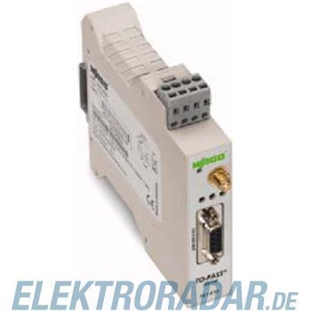 WAGO Kontakttechnik Modem GPRS RS232 761-510