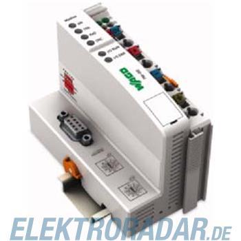 WAGO Kontakttechnik Feldbuscontroller 750-812