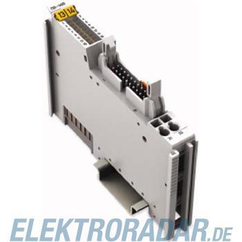 WAGO Kontakttechnik Digital Eingangsklemme 750-1400
