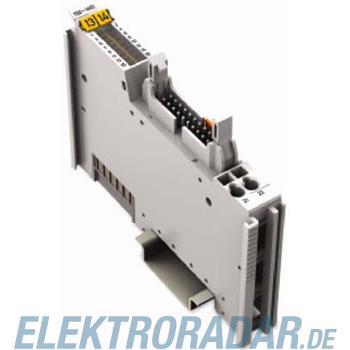WAGO Kontakttechnik Digital Eingangsklemme 750-1402