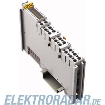 WAGO Kontakttechnik Digital Eingangsklemme 750-1407