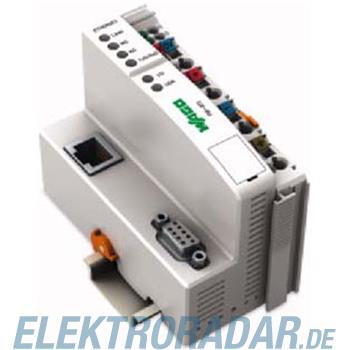 WAGO Kontakttechnik Feldbuscontroller 750-872