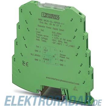 Phoenix Contact Speisetrenner HART MINI MCR-SL-RPSS-I-I