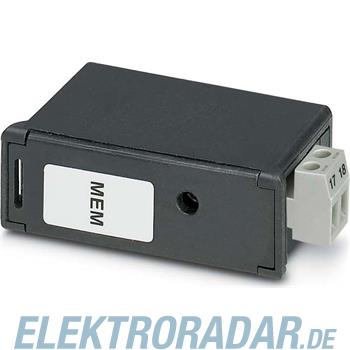 Phoenix Contact Funktionsmodul EEM-MEMO-MA600