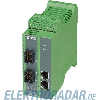 Phoenix Contact Schnittstellenwandler FL MC ETH/FO 660 T