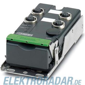 Phoenix Contact Dezentrales I/O-Gerät FLX ASI DI 4 M12