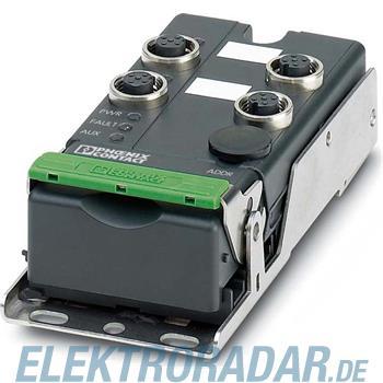 Phoenix Contact Dezentrales I/O-Gerät FLX ASI DIO2/2M12-2A