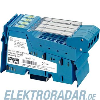 Phoenix Contact Temperatureingangsklemme IB IL EX-IS #2869913