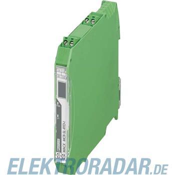 Phoenix Contact Temperaturmessumformer MACX MCR-SL-RTD-I-NC